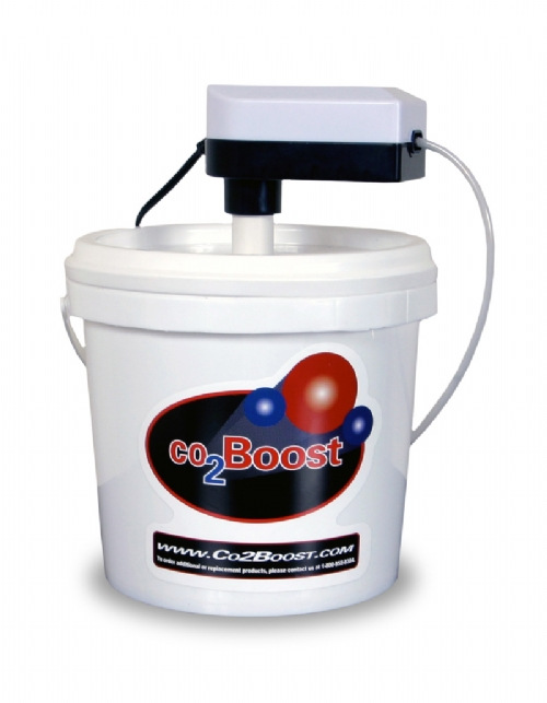 CO2 Boost Bucket System