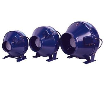 "Eco Plus Supreme Inline Fan 6"" - 440 CFM"