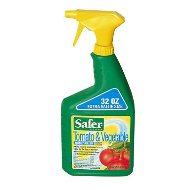 Safer's Tomato & Vegatable Spray, RTU 32oz