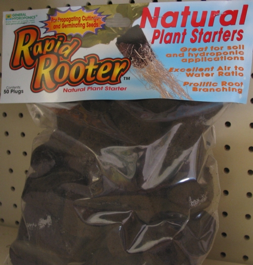Rapid Rooter Replacement Plug's 50ct bag